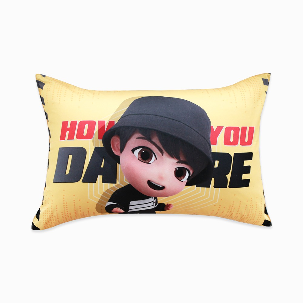 TinyTAN PILLOW COVER_Jung Kook