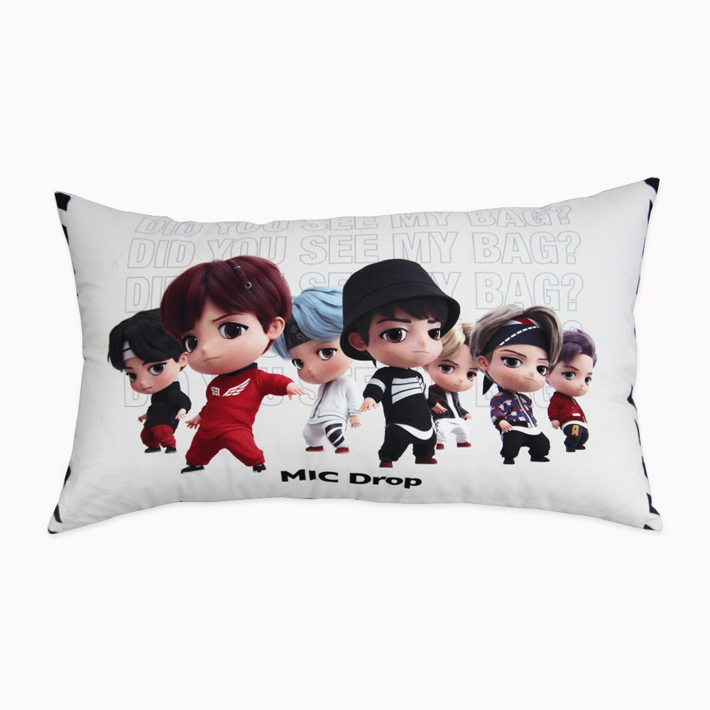 [30%]TinyTAN MIC Drop BIG CUSHION