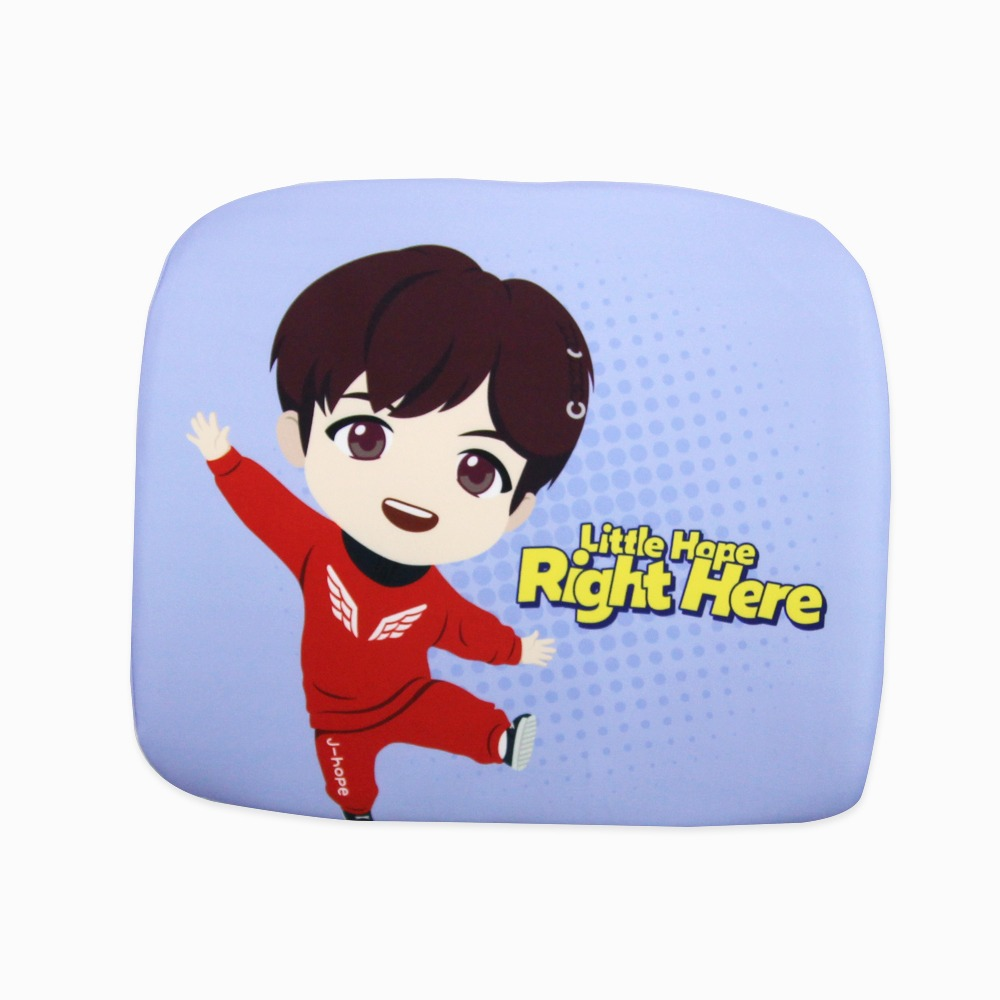 TinyTAN MEMORYFOAM CUSHION_j-hope